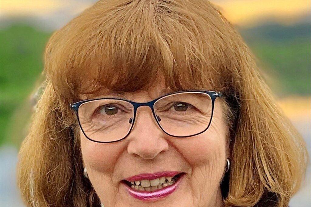 Christine Dickel erhält den Bürgerpreis in der Kategorie Soziales.